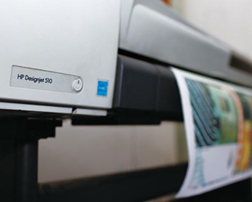 画册印刷机
