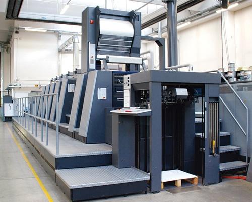 手提袋印刷设备