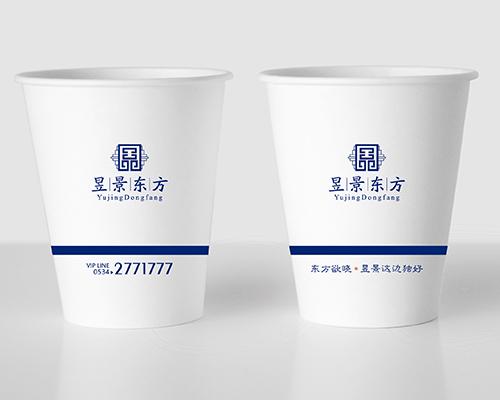 纸杯印刷设计