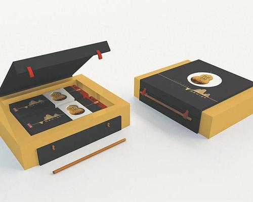 礼盒设计印刷