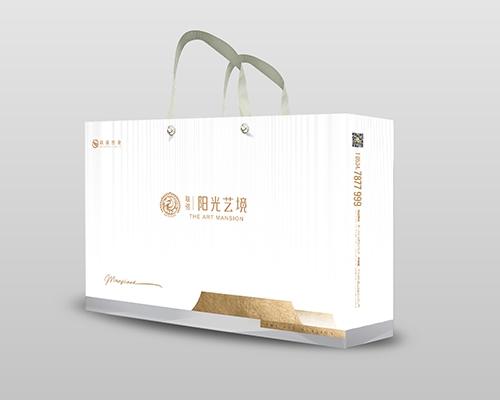 阳光艺境手提袋